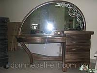 Дамский столик из дерева