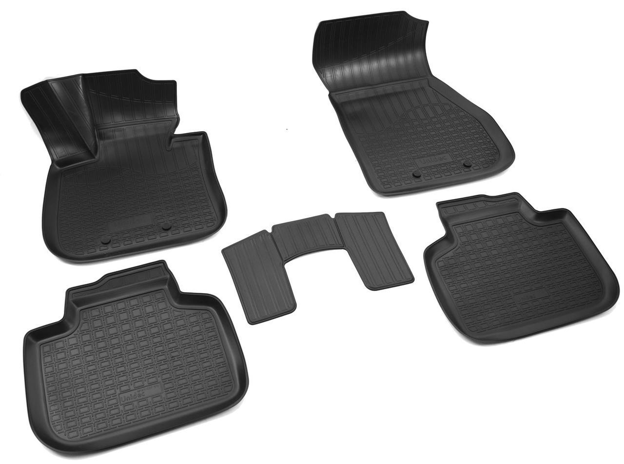 Коврики в салон для BMW X1 (F48) (15-) (полиур., компл - 4шт) NPA11-C07-510
