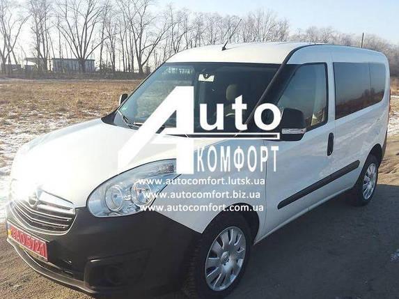 Тонировка автостекол на Opel Combo D (2011-) (Опель Комбо Д 2011-), фото 2