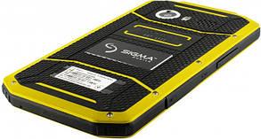 Смартфон Sigma Х-treme PQ31 Yellow-Black Гарантия 12 месяцев, фото 3