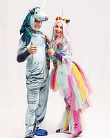 Аниматоры Волшебные Единороги. Unicorn Party в Николаеве.