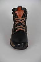 Зимние кожаные ботинки от производителя, фото 1