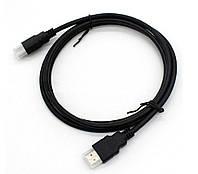 HDMI-HDMI 1,2 m черный (ver1.4), фото 1