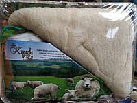"""Одеяло двуспальное """"Королева снов"""" мех овчины, 180х210см, расцветка в ассортименте"""
