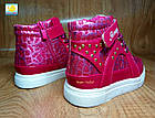 Деми ботинки Леопард девочкам, фото 4