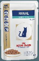 Royal Canine Renal With TunaДля Котов Пауч Влажный КормРоял Канин Ренал С Тунцом0.85 г