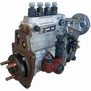Топливный насос высокого давления ТНВД МТЗ Д-245 2-х лапковый (евро привод) с вакуумом