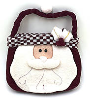 Сумка детская  Дед Мороз, фото 1