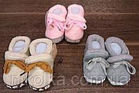 Детские тапочки для девочек оптом,Aura.via, 0/6-12/18 мес.,арт.BM1672, фото 2