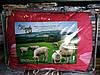 """Одеяло полуторное """"Королева снов"""" мех овчины чехол сатин, 150х210см, расцветка в ассортименте - Фото"""
