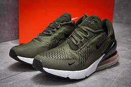 Кроссовки мужские в стиле Nike Air 270, хаки (12773),  [  44 (последняя пара)  ]