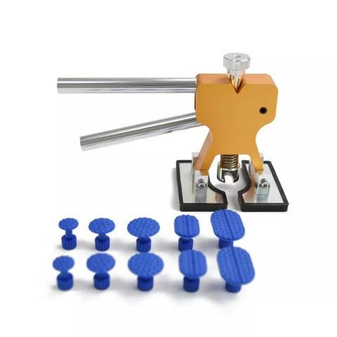 Набор инструментов для вытяжки вмятин на кузове минилифтер Furuix