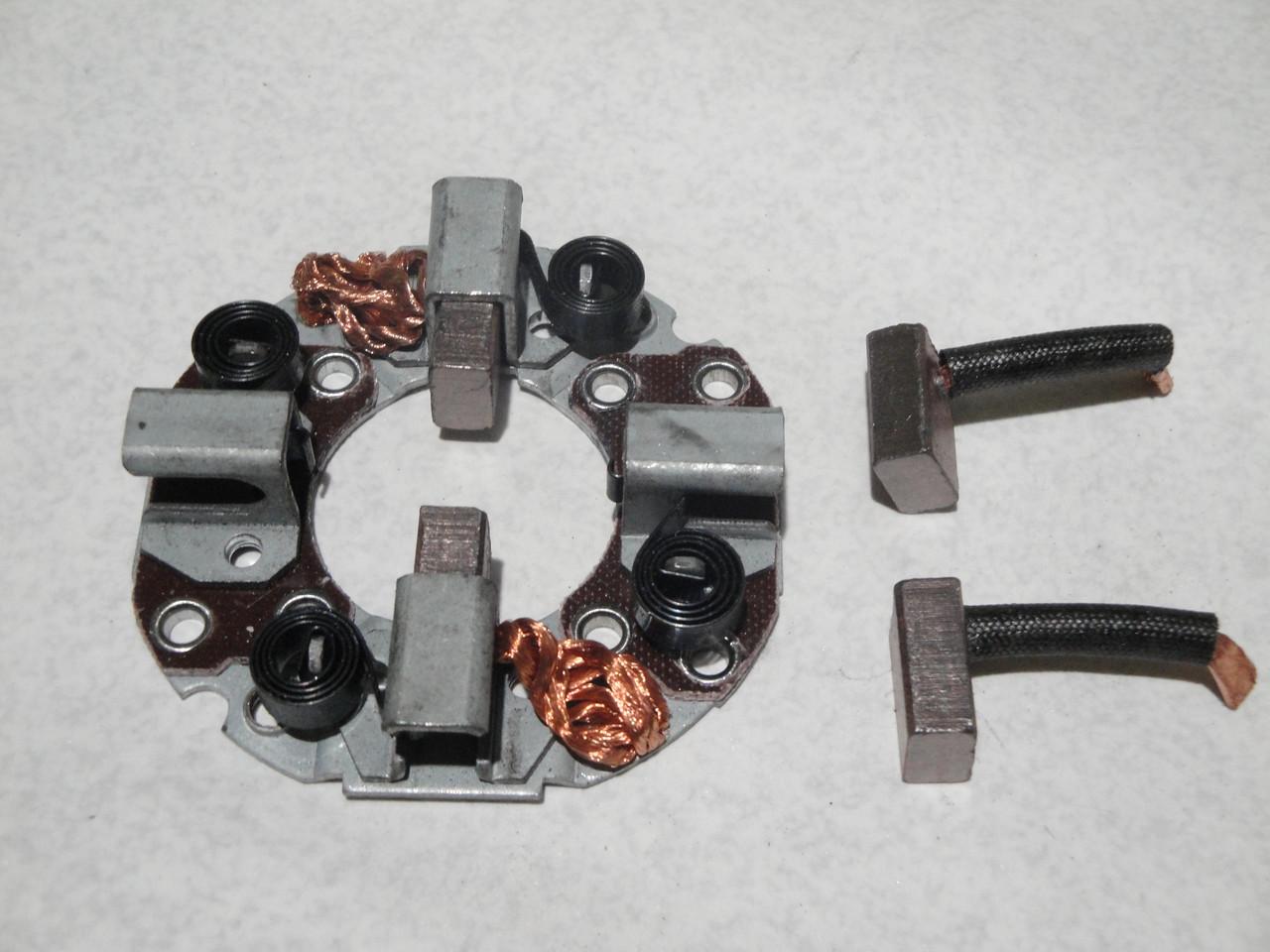 Щіткотримач стартера двигуна FUSO CANTER 659/859 JAPACO