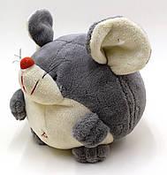 Мышка-копилка мягкая игрушка