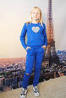 Стильный и оригинальный костюм для девочки рост 98-140, фото 1