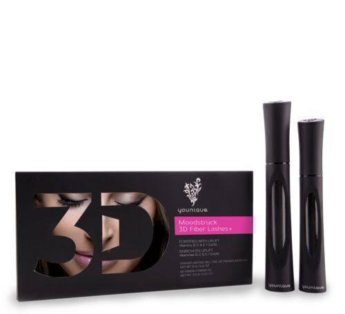 3D тушь Younique – ваши реснички до 900% объемнее и до 300% длиннее, чем раньше!