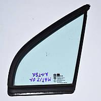 Форточка стекло Дэу Матиз / Daewoo Matiz передняя левая