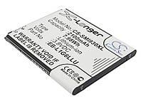 Аккумуляторная батарея CameronSino для смартфона Samsung Galaxy S3, 2100mAh/7.98Wh, X-Longer