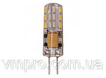 Светодиодная лампа  Luxel G4 1.5W, 12V (G4-1,5H 12V 1,5W)