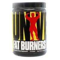 Universal Nutrition UN FAT BURNERS 110 тabl