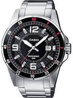 Casio MTP-1291D-1A1VEF. Чоловічий годинник