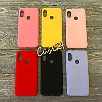 TPU чехол накладка Candy для Xiaomi Mi A2 Lite (6 цветов)