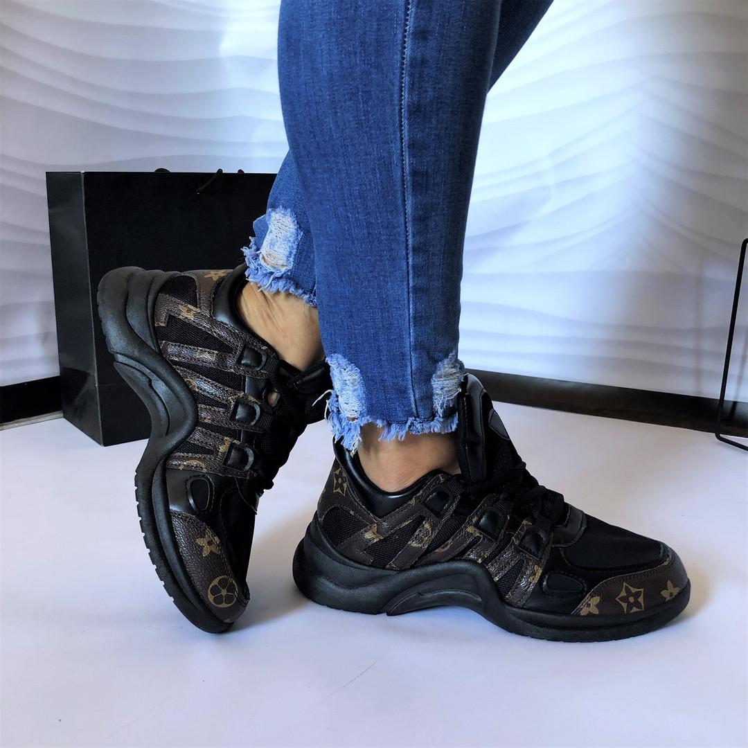 Женские кроссовки в стиле луи витон,удобные и мягкие.  продажа, цена ... a92af7f4db3