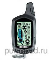 Брелок-пейджер для сигнализации Sheriff ZX-1070