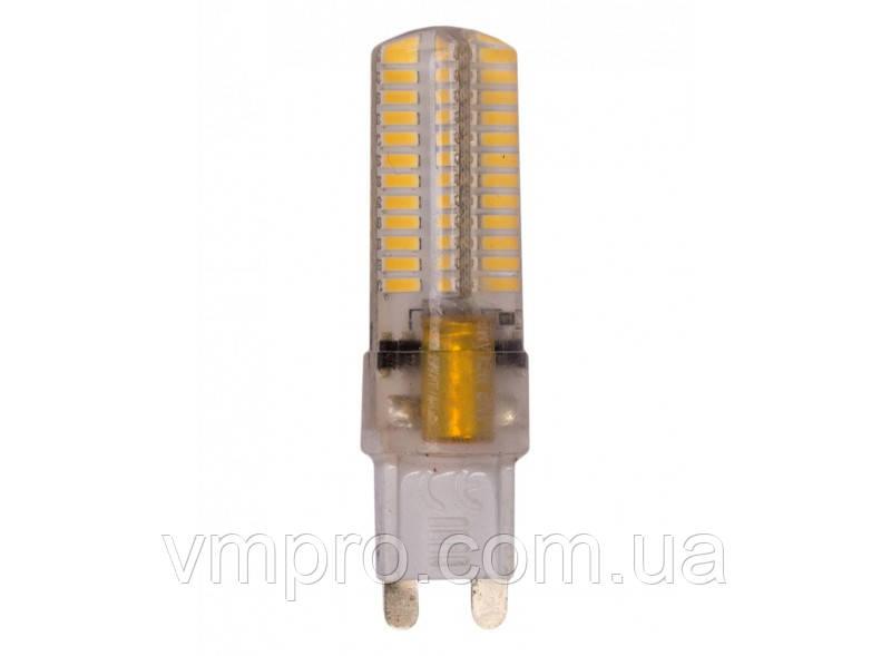 Світлодіодна лампа Luxel G9 4W, 220V (G9-4N 4W)