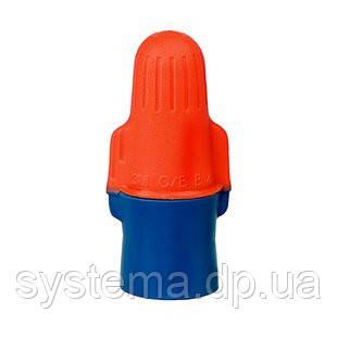 Cоединители 3M™ Performance Plus O/B+, оранжево-синий