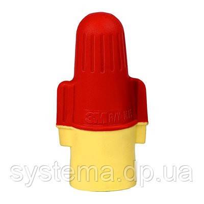 Cоединители 3M™ Performance Plus R/Y+, красно-желтый