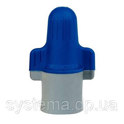 Cоединители 3M™ Performance Plus B/G+, сине-серый