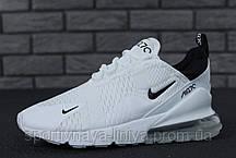 Кроссовки мужские белые Nike Air Max 270  (реплика), фото 3