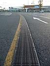 Дренажный канал с полипропиленовой решеткой системы CONNECTO, фото 3