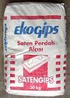 Экогипс SAТENGIPS шпатлевка гипсовая - 25 кг