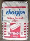 Экогипс SAТENGIPS шпатлевка гипсовая - 30 кг