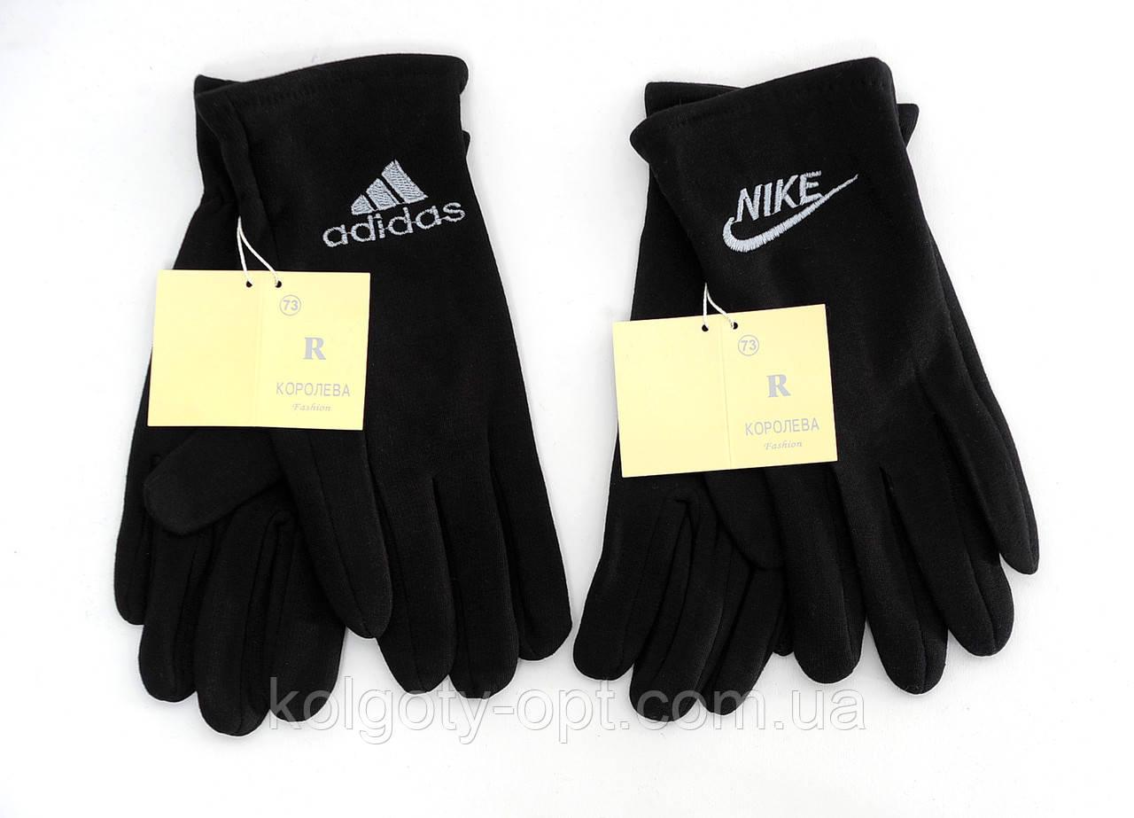 Рукавички Спортивні чоловічі утеплені трикотажні перчатки (продаються тільки від 10 пар)
