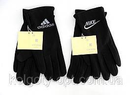Перчатки Спортивные мужские утепленные трикотажные (продаются только от 10 пар)
