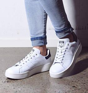 Кроссовки Женские Adidas Stan Smith Bold, Адидас стэн смит болд