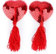 Стикини с кисточкой красные, фото 3