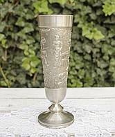 Винный оловянный бокал, пищевое олово, Германия 280 мл, фото 1
