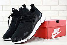 Кроссовки мужские черные Nike Pocket Knife DM (реплика), фото 2