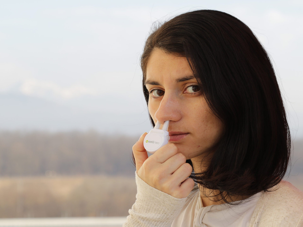 Прибор от аллергии Allergy reliever Wellneo