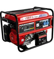 Генератор бензиновый Tiger EC6500AE 5,5 кВт (электростартер)