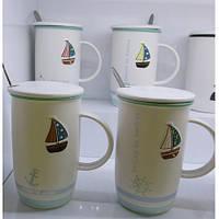 """Чашка R84850 """"Кораблик"""" (Y)"""