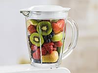 Стеклянная чаша блендера 1,5 л - дополнительный аксессуар для кухонного процессора Делюкс Delimano, фото 1