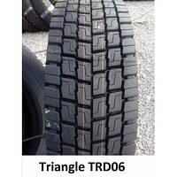 Грузовые шины 315/70R22.5 Triangle TRD06, ведущие
