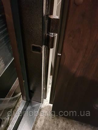 Входная дверь модель Метал/Мдф  Д-7, фото 2