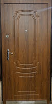 Входная дверь модель Метал/Мдф  Д-8, фото 2
