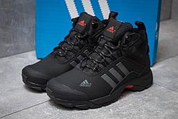 Зимние кроссовки Adidas Climaproof, черные (30003),  [  38 (последняя пара)  ]